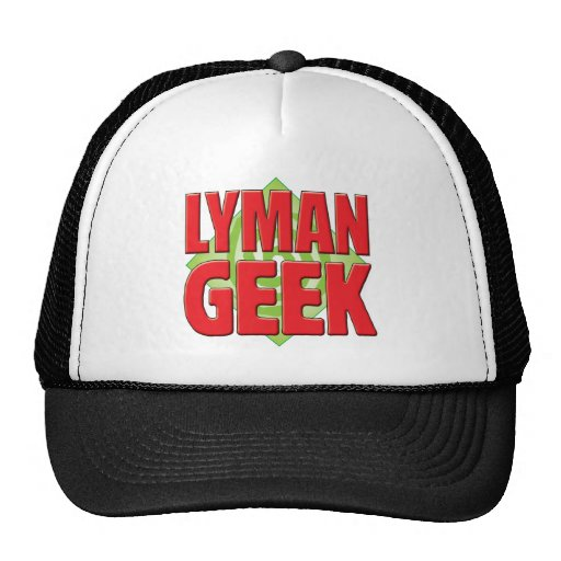 Lyman Geek v2 Trucker Hat