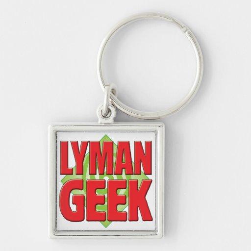 Lyman Geek v2 Key Chains