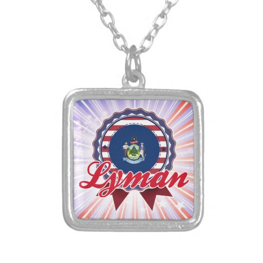 Lyman, ME Custom Necklace