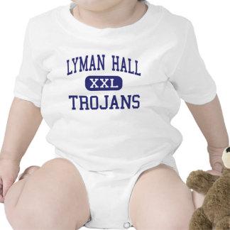 Lyman Pasillo - Trojan - alto - Wallingford Camiseta