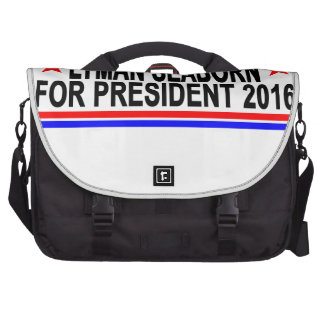 LYMAN SEABORN FOR PRESIDENT 2016 Tee Shirts.png Laptop Commuter Bag