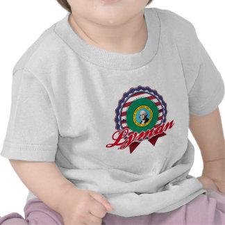 Lyman WA Camisetas