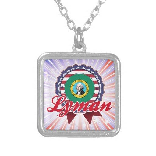 Lyman, WA Necklace