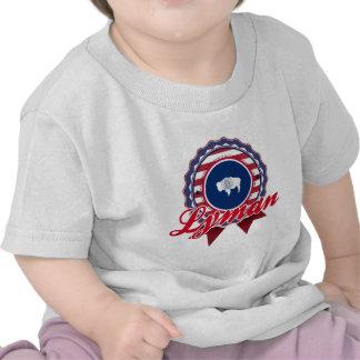 Lyman WY Camiseta
