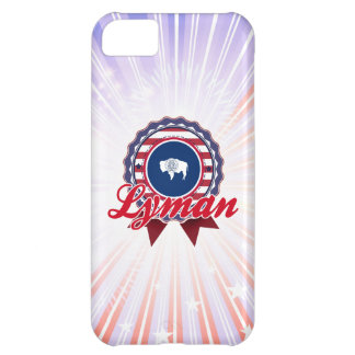 Lyman, WY Cover For iPhone 5C