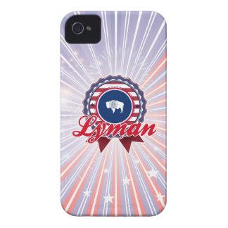 Lyman, WY iPhone 4 Case