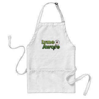 Lyme Aware Gear Adult Apron
