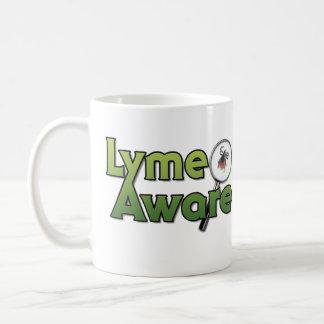 Lyme Aware Gear Classic White Coffee Mug