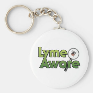 Lyme Aware Gear Key Chains