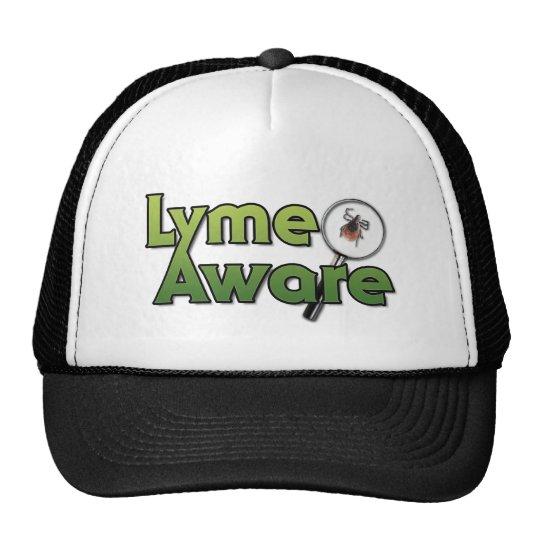 Lyme Aware Gear Trucker Hat