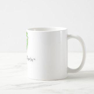 Lyme Awareness Classic White Coffee Mug