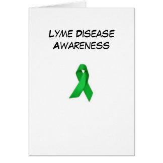 Lyme Awareness Notecard