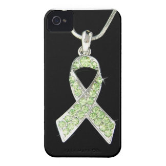 LYME AWARENESS RIBBON PRODUCT iPhone 4 CASE
