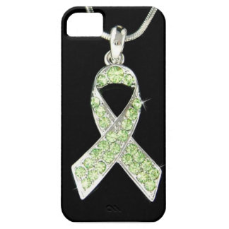 LYME AWARENESS RIBBON PRODUCT iPhone SE/5/5s CASE
