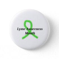 Lyme Awarenress Month Pin