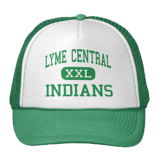 Lyme Central - Indians - Elementary - Chaumont Trucker Hat