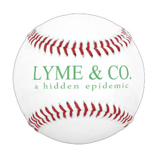 Lyme & Co. | Lyme Disease Awareness Baseball