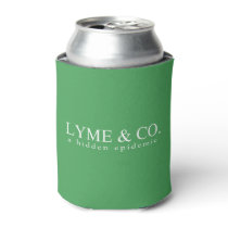 Lyme & Co. | Lyme Disease Awareness Can Cooler