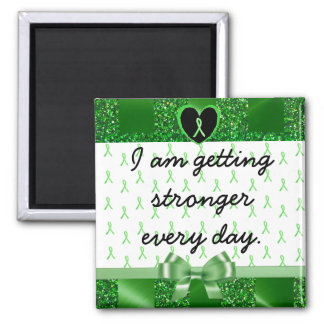 Lyme Disease Affirmation, Getting Stronger Magnet