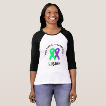 Lyme Disease and Fibromyalgia Warrior Shirt
