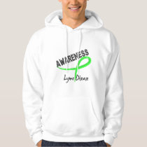Lyme Disease Awareness 3 Hoodie