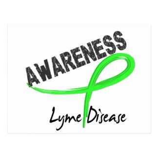 Lyme Disease Awareness 3 Postcard