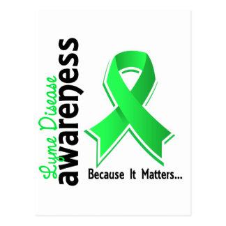 Lyme Disease Awareness 5 Postcard