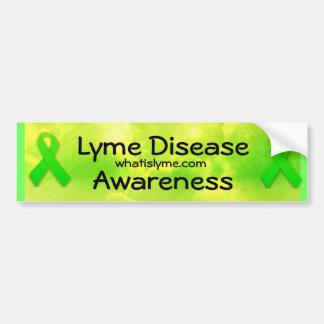 Lyme Disease Awareness Bumper Sticker