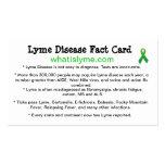 Lyme Disease Awareness Business Cards