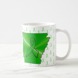 Lyme Disease Awareness in Arkansas Coffee Mug