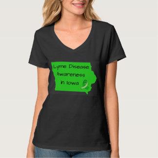 Lyme Disease Awareness in Iowa Shirt