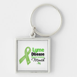 Lyme Disease Awareness Month Key Chains