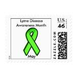 Lyme Disease Awareness Month Stamp