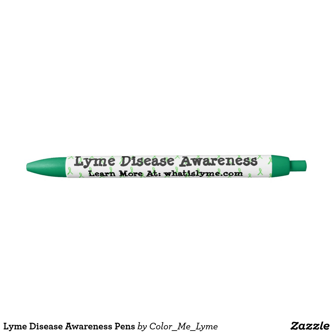 Lyme Disease Awareness Pens