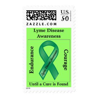 Lyme Disease Awareness Postage Stamp