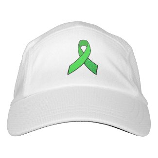 Lyme Disease Awareness Ribbon Cap