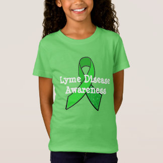 Lyme Disease Awareness Shirt for a Child Lymie