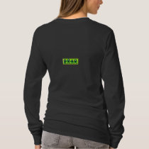 Lyme Disease Awareness Shirt for Women