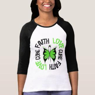 Lyme Disease Faith Love Cure Shirts