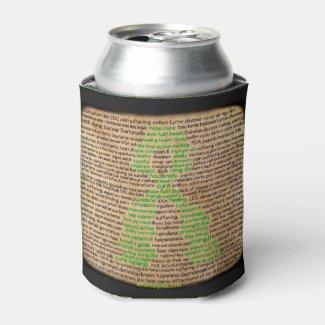 Lyme Disease Feelings Awareness Drink Holder