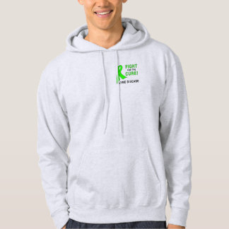 Lyme Disease Fight for the Cure Hoodie