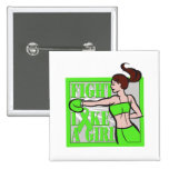 Lyme Disease Fight Like A Girl Boxer Buttons