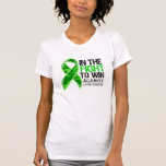 Lyme Disease - Fight To Win T Shirt
