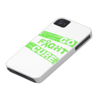 Lyme Disease Go Fight Cure iPhone 4 Cover