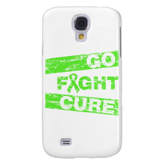 Lyme Disease Go Fight Cure Samsung Galaxy S4 Cases