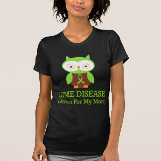 Lyme Disease Green For My Mom T-shirt