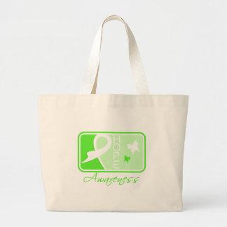 Lyme Disease Hope Awareness Tile Bags