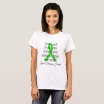 Lyme Disease Hurts Shirt