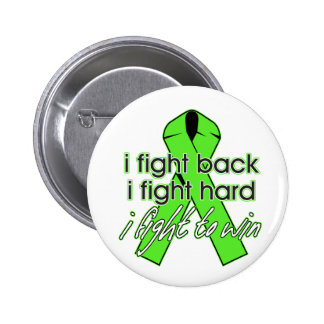 Lyme Disease I Fight Back Pinback Button
