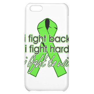 Lyme Disease I Fight Back iPhone 5C Cover